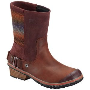 Sorel Slim Shortie Winter Boots